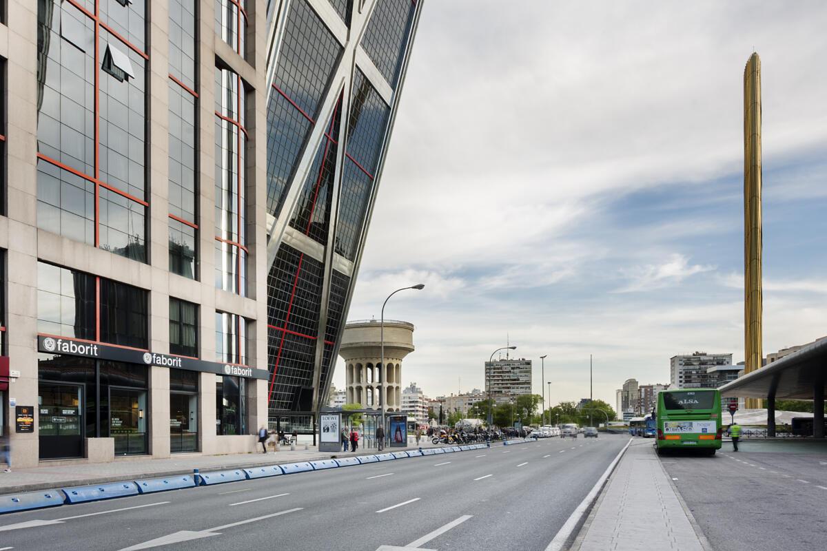 Paseo de la Castellana, 218. Madrid