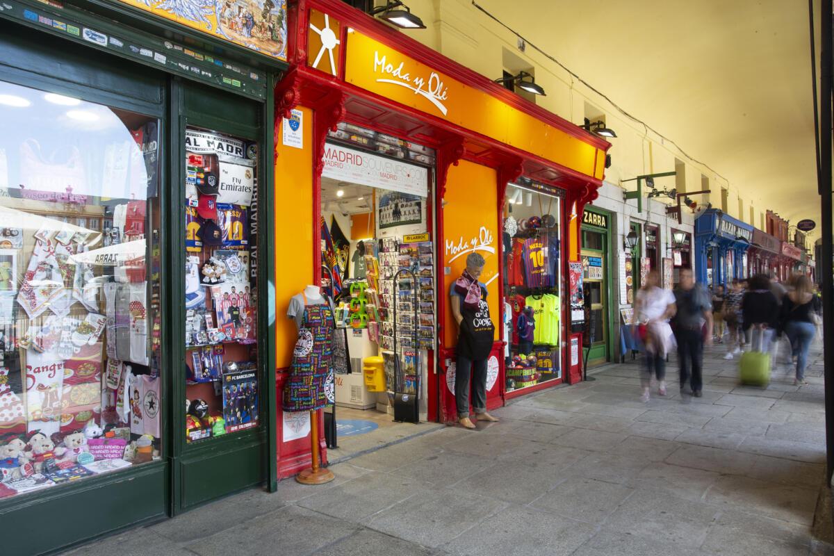 Cava de San Miguel, 15. Madrid
