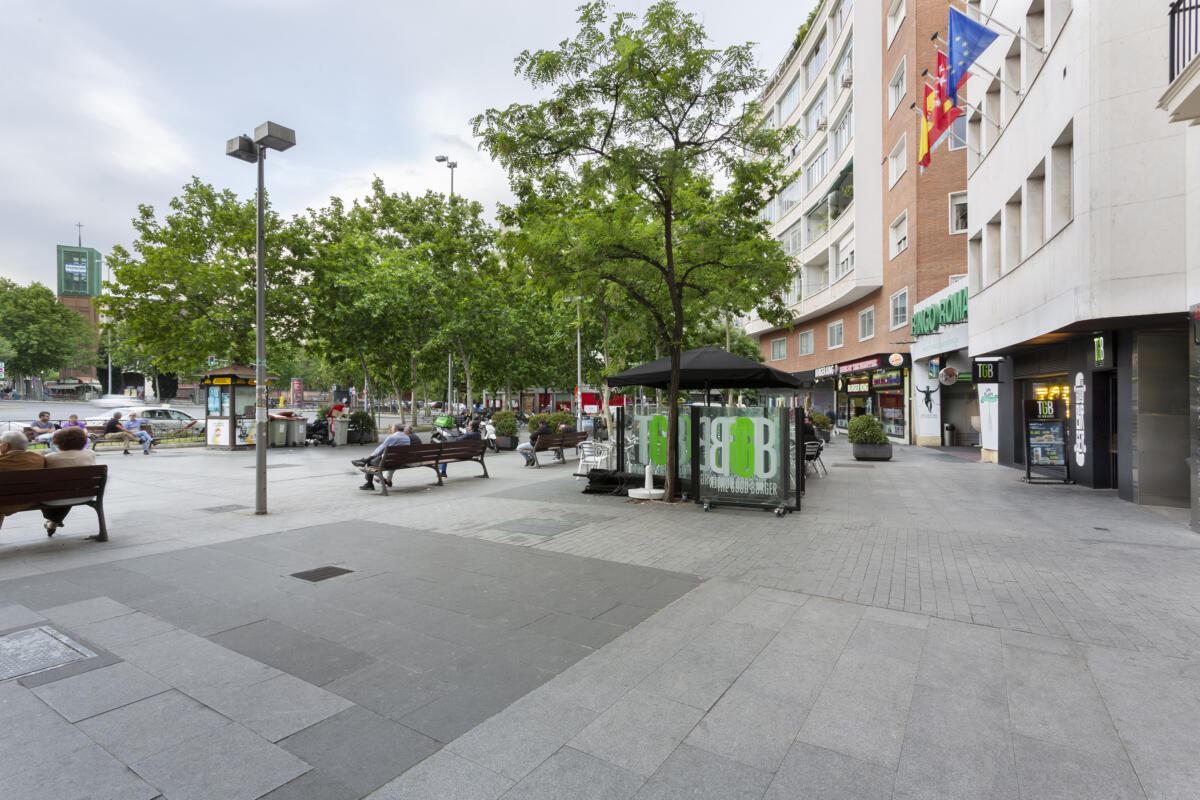 Pl. Manuel Becerra, 14. Madrid