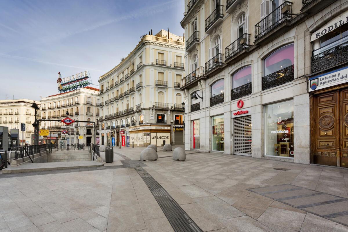Puerta del Sol, 13. Madrid